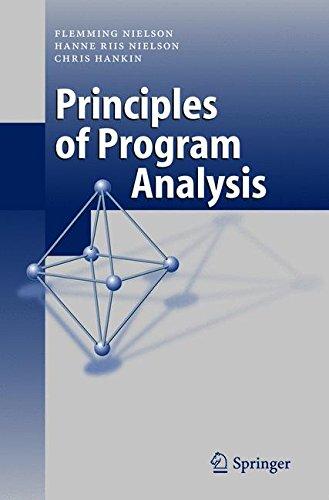 Principles of Program Analysis by Springer