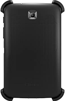 Otterbox Defender Series Case For Samsung Galaxy Tab 3 7 0 Only Retail Packaging Black Computers Accessories Amazon Com