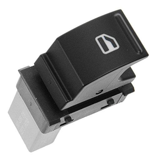 1 Button Power Window Switch (One Button Power Window Switch for CC Eos Golf GTI Jetta Passat Tiguan)