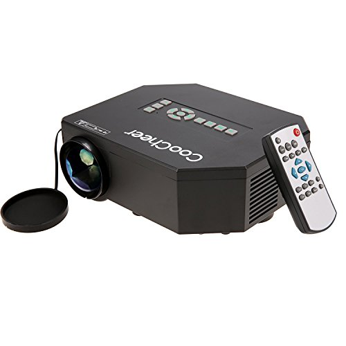 Coocheer-LED-Video-Projector-Updated-Full-Color-130-Image-HD-LCD-Home-Theater-Cinema-ProjectorSupport-1080P-HDMI-USB-SD-Card-VGA-AV-for-Home-EntertainmentOffice-Kids-Education-White
