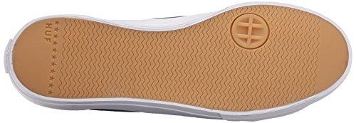 Huf Herren Classic Low Skate Schuh Marine / Weiß