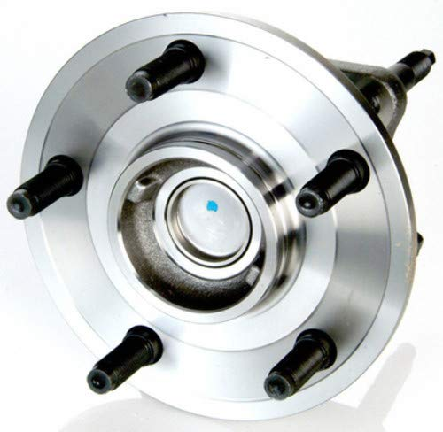 2006 fits Jeep Grand Cherokee Rear Wheel Bearing and Hub Assembly (Note: 4WD, RWD) - One Bearing Included with Two Years Warranty