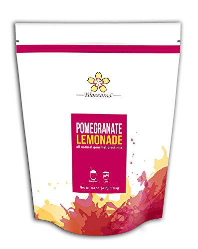 (Pomegranate Lemonade Drink Mix - 4 LB Bag)