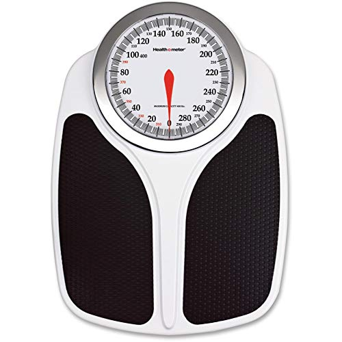 Dial Platform Scale - Health o meter Oversized Dial Scale with Easy to Read Measurements and X-Large Platform