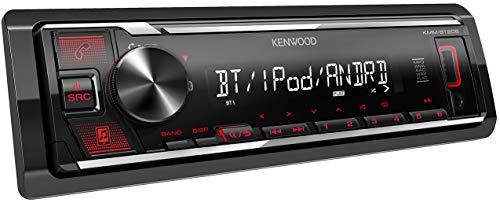 kenwood kmm bt205 usb autoradio mit bluetooth freisprecheinrichtung test nicht ganz zufrieden. Black Bedroom Furniture Sets. Home Design Ideas