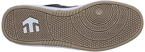 Etnies LO-CUT - Zapatillas De Skate de cuero hombre negro - Schwarz (BLACK/WHITE/976)
