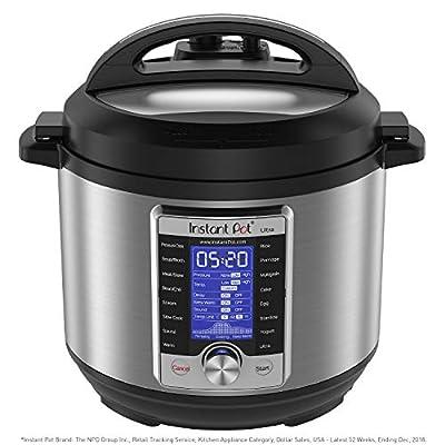 Instant Pot Ultra Multi- Use Programmable Pressure Cooker
