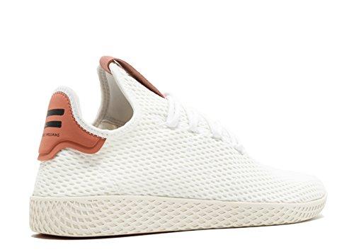 Uomo Tennis Sneakers Adidas bianco grezzo Pw Bianco Hu w7q44vpxI