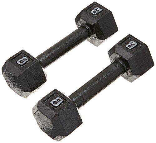 CAP Barbell Cast Iron Hex Dumbbell – DiZiSports Store