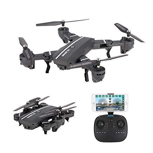 Goolsky 8807W Foldable 0.3MP Camera Wifi FPV Drone 6-Axis Gyro Altitude Hold Headless Mode G-sensor RC Quadcopter For Sale