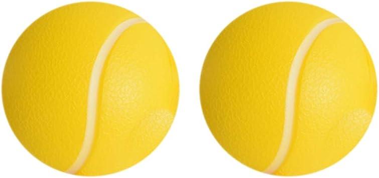Healifty - Juego de 2 bolas de mano para ejercitar pelotas de dedo ...
