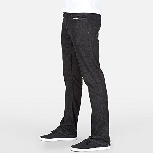 Da black Rinser Denim Vorta Noir Volcom Uomo Jeans xYCUtwYqH