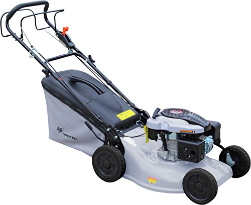 Worth Garden 20' Self Propelled Gas Lawn Mower