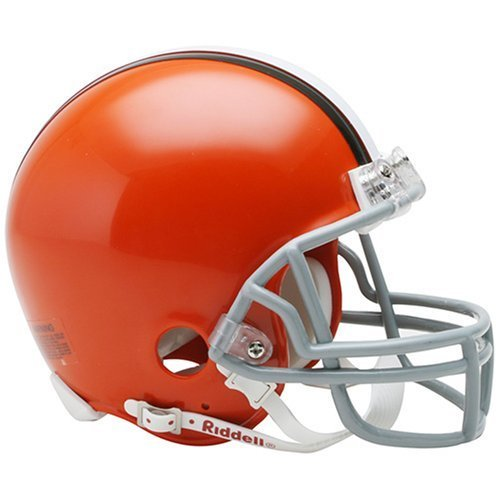 Riddell Collectible Replica NFL Football Helmet - Cleveland Browns by Riddell