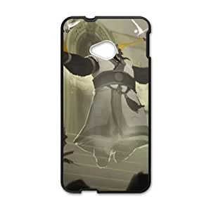 HTC One M7 phone case Black Shaohao World of Warcraft WOW SSE2638334