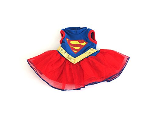 """18 Inch Doll Clothes Madame Super Girl Costume Fits 18/"""" American Girl Dolls"""