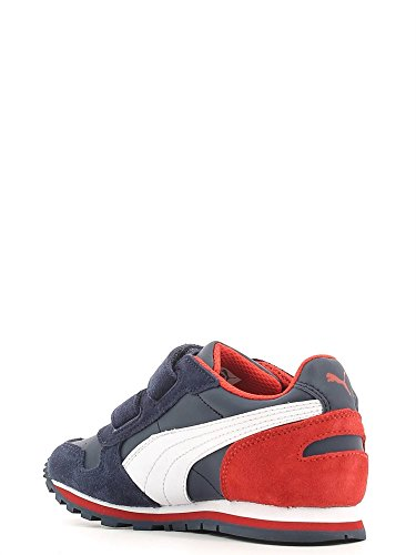Puma, Chaussures basses pour Garçon bleu bleu