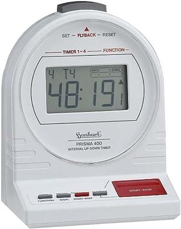 electrónica digital mesa Cronómetro Prisma 400: Amazon.es ...