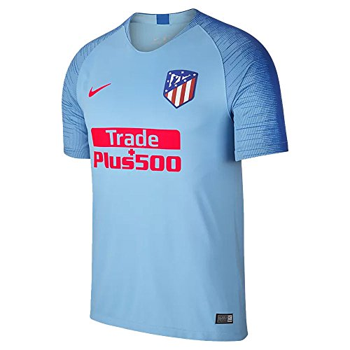 Nike 2018-2019 Atletico Madrid Away Football Soccer T-Shirt Jersey