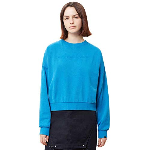And Female Hoodies Boa Sweatshirts Direct Blue Napapijri S wfIEq565Av