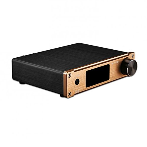 SMSL Q5 Pro(black) Audio Component Amplifier, Black