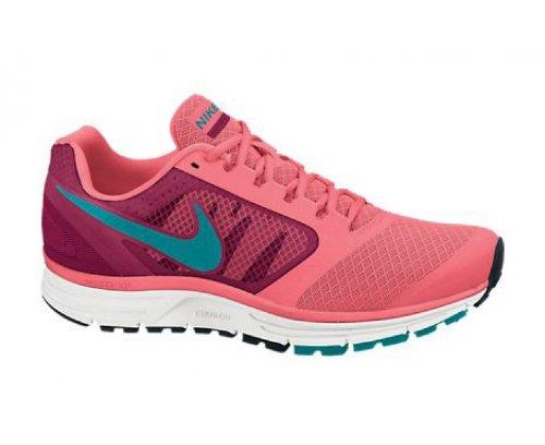 8adeb97ceb1 Nike Zoom Vomero 8 Scarpa Running Donna Rosa Bordeaux Bianca Turchese 9