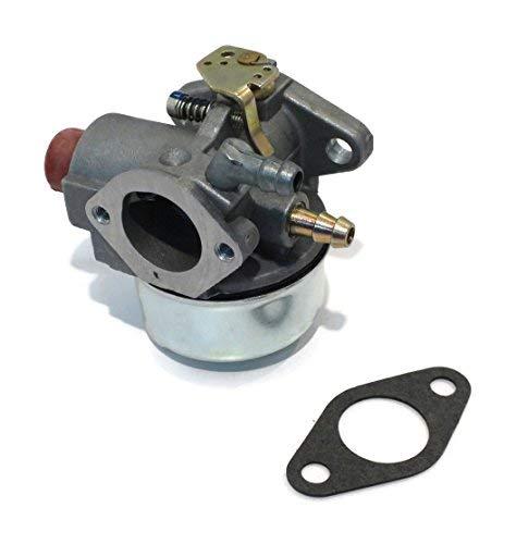 (New Carburetor For Tecumseh Go Kart 5 5.5 6 6.5HP OHV HOR Engine Carb WIS )