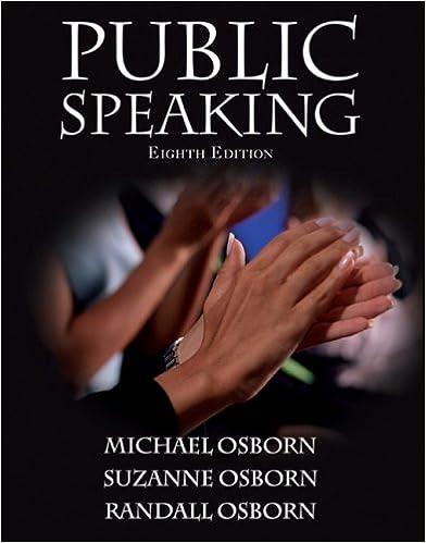 Amazon.com: Public Speaking (8th Edition) (9780205584567): Michael ...
