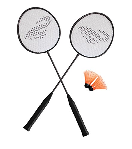 Triumph 2-Player Badminton Racket Set by Triumph Sports