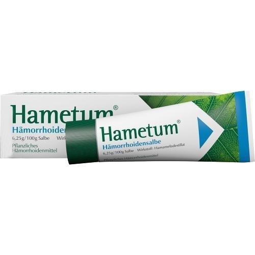 Hametum® Hämorrhoidensalbe mit Applikator by Dr. Willmar Schwabe GmbH & Co. KG