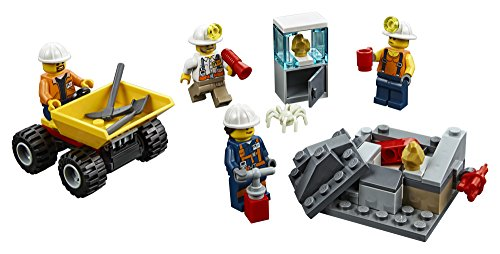 LEGO City Mining Team 60184 Building Kit (82 Piece) (1 Dynamite Stick 2)