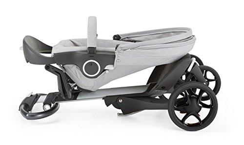 Stokke Xplory V5 Stroller, Black