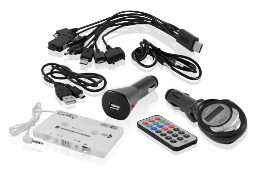 Sly Electronics 6-in-1 Accessory Kit for iPods and MP3 Pl...