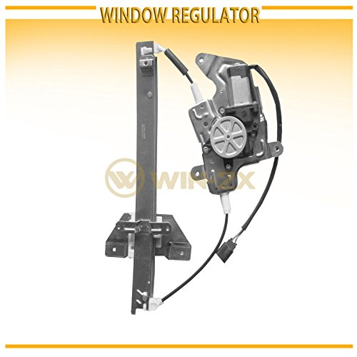 05 grand am window motor - 7