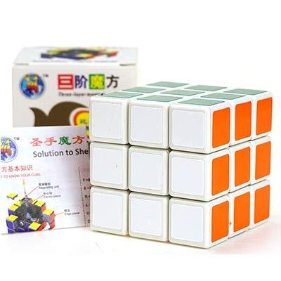 XuBa Shengshou Magic Square PVC Adesivo Block Puzzle Speed Cube Fidget cubo Magico Puzzle cubo Magico Giocattoli per Bambini Regali