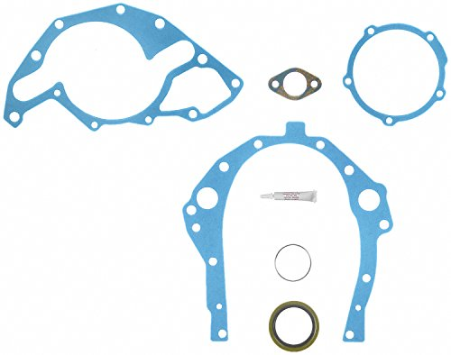 Fel-Pro TCS 45976 Timing Cover Gasket Set with Repair Sleeve