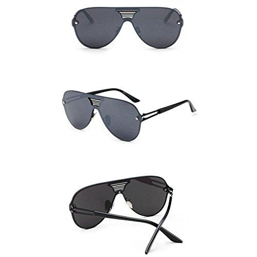Delgadas Sol Gafas de de Mujer Gafas DT Coreanas Sol Hombre polarizadas Gafas PqTBwRqU