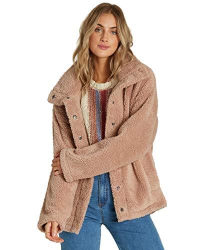Billabong Women's Cozy Days Jacket, Warm Sand, S from Billabong