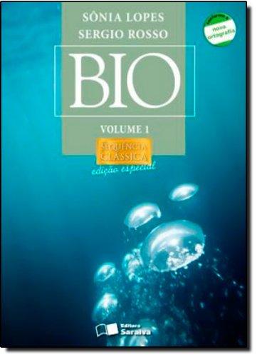 Bio. Sequência Clássica - Volume 1