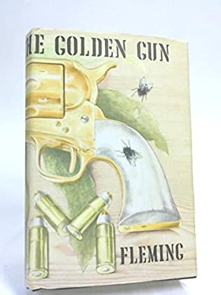 book cover of The Man with the Golden Gun