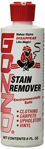 Gonzo Stain Remover 8 Oz (Pack of 4 (8 oz ea)) - Gonzo Stain Remover