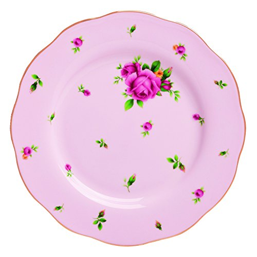 Country Blue Salad Plate - 9