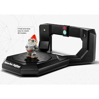 sacnner 3d makerbot Digitizer Desktop 3d Scanner: Amazon.es ...