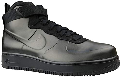 Nike Air Force 1 Foamposite Cup Mens Hi Top Trainers AH6771 Sneakers Shoes (UK 6 US 7 EU 40, Black Black Black 001)