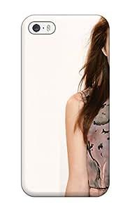 Gaudy Martinezs's Shop 6301058K20929841 Emma Roberts?wallpaper Durable Iphone 5/5s Tpu Flexible Soft Case