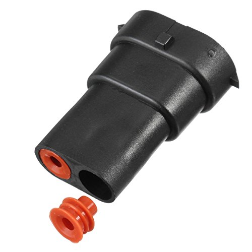 DyNamic 2 Pcs H8 H9 H11 880 881 Connecteur M/âle Hid//Led Plug Socket Adaptateur Faisceau De C/âblage /Étanche