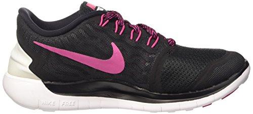 Black Sportive white Vivid Free Pink Multicolore 5 Donna Scarpe Nike 0 Wmns P8XxwqF