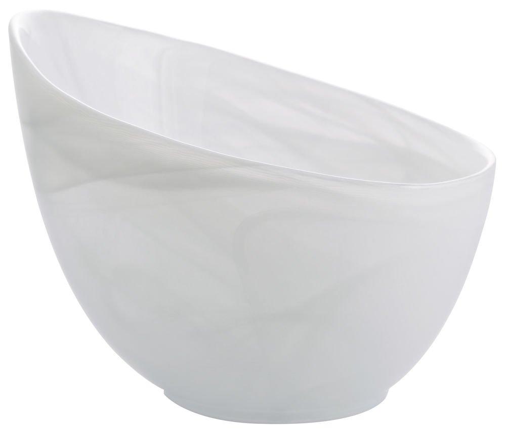 SEAglasbruk Candy Decorative Bowl, White