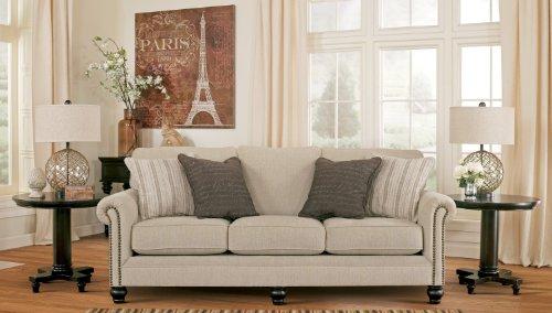 Ashley Furniture Signature Design – Milari Sleeper Sofa – Queen – Bi-fold Matt ...