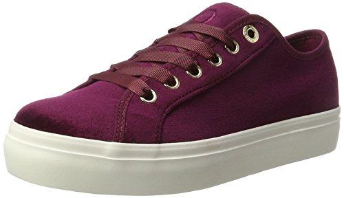 S.oliver Damen 23617 Sneaker Roze (fuchsia)
